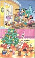 Walt Disney  MiNr. 1516 - 1517 (Block 165) Grenada  MNH / ** / POSTFRISCH - Disney