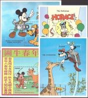 Walt Disney  Block-Lot Guyana   MNH / ** / POSTFRISCH - Disney