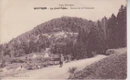 CPA-88-Vosges- BRUYERES- Entrée De La Promenade- - Bruyeres