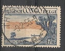 CONGO 326 THYSVILLE - 1947-60: Ungebraucht