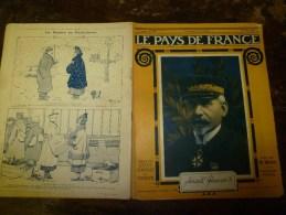 1917 LPDF: Gde Pub Benjamin Rabier; Zeppelin De Compiègne;Peronne,Lassigny,Noyon,Beuvraignes,Crapeumesnil,Roye; BIzArRe - Revues & Journaux