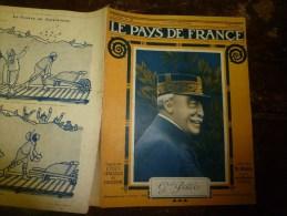 1917 LPDF: Mont ATHOS (Saint-Panteleïmon); SERVICE SANTE DE L'AVANT; Suisse; La Harazée;Feuillères;ELISABETH De BELGIQUE - Revues & Journaux