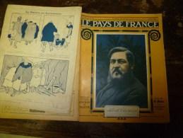 1917 LPDF:Mont ATHOS Saint-Panteleïmon;SERVICE SANTE L'AVANT;Aviateur Hauss;La Harazée;Feuillères;ELISABETH De BELGIQUE - Revues & Journaux
