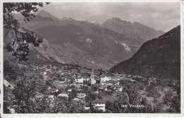 VOLLEGES- VUE GENERALE-1944-CACHET MILITAIRE - VS Valais