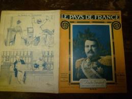 1917 LPDF: Grande Publicité Signée Jacques Nan;Ablaincourt; Italiens à CARSO De DOBERDO; Castelnuovo; Soissons - Revues & Journaux