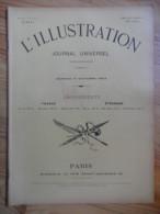 L´illustration  (N° 3111  -  11 Octobre 1902) - Livres, BD, Revues