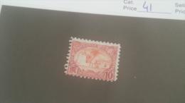 LOT 227639 TIMBRE DE COLONIE SOMALIS NEUF* N�41