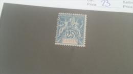 LOT 227665 TIMBRE DE COLONIE GABON NEUF* N�23 VALEUR 16 EUROS