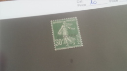 LOT 227680 TIMBRE DE ANDORRE NEIF* N�10