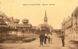 METZ EN COUTURE MAIRIE ECOLES - France