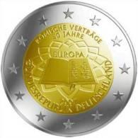 2 Euro Commémorative Allemagne 2007 Traité De Rome - Allemagne