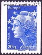 France Roulette N° 4573 ** Marianne De Beaujard Le 20 Grammes Gommée CEE - Rollen