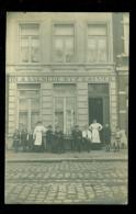Onbekend Inconnu à Identifier Fotokaart  Carte Photo  In Assenede  Bij P.Cassier - Cartoline