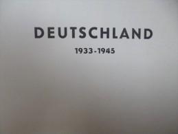 3eme REICH 1933-1945 TRES BELLE COLLECTION NEUVE */** ! POID: 1 KILO 700 !!!