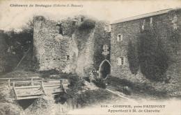 809 - Comper, Près Paimpont - Châteaux De Bretagne - Hamonic - Non Classés