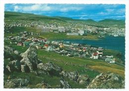 Iles Féroé  -  Faroe Islands  -  Torshavn  (voir Scan Du Dos) - Féroé (Iles)