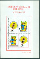 Erinnè Chiudibusta Campionato Mondiale Di Ciclocross Saccolongo 1979 - Lot. A336 - Erinnophilie