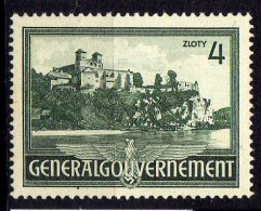Generalgouvernement Mi 64 ** [111014VII] - Occupation 1938-45