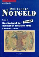 Deutsches Notgeld Katalog Band 8: Deutschen Inflation 1923 L - Z - Libros & Software