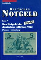 Deutsches Notgeld Katalog Band 7: Deutschen Inflation 1923 A- L - Libros & Software