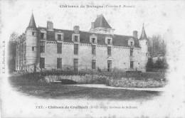 727 - Château De Craffault (XVIIe Siècle) - Environs De St-Brieuc - Châteaux De Bretagne - Hamonic - France