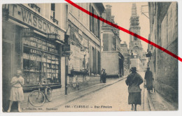 Cambrai - Rue Fénelon - 1929 - Edit. A. Deflandre, Hautmont - Cambrai