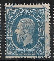 CONGO Nr 3 Used Oblitéré Gestempeld - Congo Belge