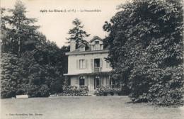 2465 - Le Rheu - La Heuzardière - Mary Rousselière (château De La Heuzardière) - France