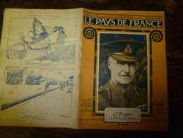 1918 LPDF: CHRISMAS Au FAR-WEST Par Maurice Dekobra; NOË Chanson De Noël; WILSON à PARIS...etc - Revues & Journaux