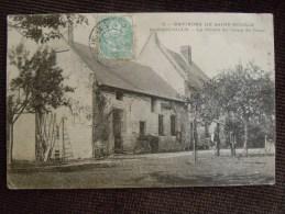Environs De Saint-Romain , Sandouville , La Ferme Du Camp De César - Francia