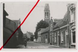PostCard - Original Foto - 1932 - Geldrop-Mierlo Geldrop - Korte Kerkstraat - Geldrop