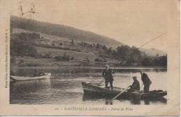 01 HAUTEVILLE-LOMPNES  Partie De Pêche - Hauteville-Lompnes