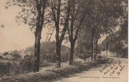 01 HAUTEVILLE  Route De Lompnès (1) - Hauteville-Lompnes