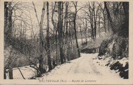 01 HAUTEVILLE  Route De Lompnès (2) - Hauteville-Lompnes