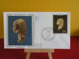 FDC - Venus De Brassempouy - 40 Brassempouy/78 St Germain En Lay - 6.3.1976 - 1er Jour - 1970-1979