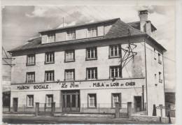 LARODDE Maison Sociale La Sim M.S.A De Loir Et Cher  353 - Autres Communes