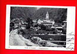 Valle Di Lanzo - Chialamberto - Italia