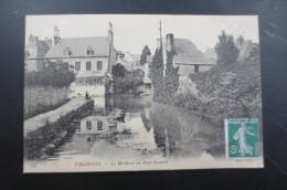 Valognes  Le Merderet Au Pont Secouret - Valognes