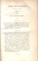 Lafayette Et La Révolution De 1830, Histoire Des Choses Et Des Hommes De Juillet. SARRANS (Jean-Bernard, Jeune) TOME SEC - 1801-1900