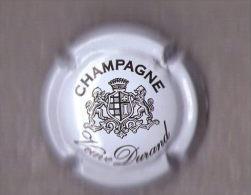 CHAMPAGNE -  Vve DURAND N° 10 - Durand (Veuve)