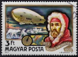 Polar Bear / Roald Amundsen / Zeppelin - Used - 1977 Hungary - Beren