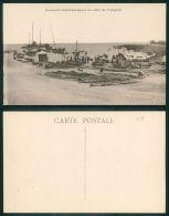 PORTUGAL - GUINÉ [018] - GUINEA BISSAU (Africa) - Concerto D'embarcaçoes No Caes Do Pigiguiti - Guinea-Bissau
