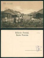 PORTUGAL - GUINÉ [023] - BISSAU UMA RUA INDIGENA - CHILDREN ENFANTS - Guinea-Bissau