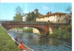 MAGENTA,PONTE VECCHIO CANAL GRANDE.FG.-I.146 - Milano
