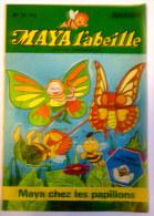MAYA L�ABEILLE LE JOURNAL DE N�4 - EDIT BOY'S  1980