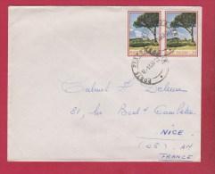 Italie  //  Enveloppe  //  Pour Nice - Affrancature Meccaniche Rosse (EMA)