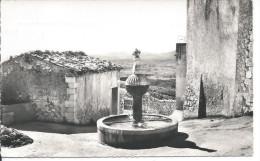 MONS (Var) - La Pu Luncho Fouan - La Fontaine La Plus éloignée. - Otros Municipios
