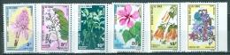 Congo 1971 Flowers MNH** - Lot. 3079 - Congo - Brazzaville