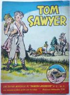 Periodique SAMEDIS JEUNESSE Recueil  4 Histoires TOM SAWYERS - FELIX - Tilleux - Samedi Jeunesse
