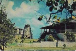 C.P.M. - St. VINCENT & GRENADINES - Cotton House Hotel - T.B.E. - Saint-Vincent-et-les Grenadines